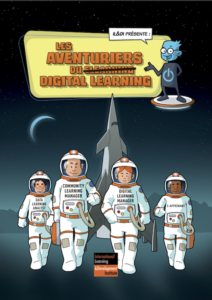 BD Les aventuriers du Digital Learning